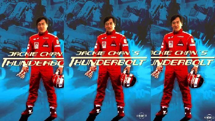 Sinopsis Film Thunderbolt - Peraih Oscar Jackie Chan Beraksi di Lintasan Balap Malam Ini di GlobalTV