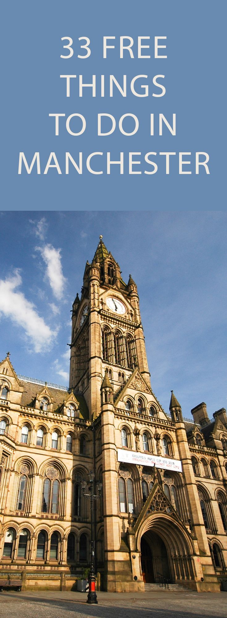 33 FREE Things To Do In Manchester