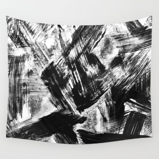 Traffic Mess Wall Tapestry