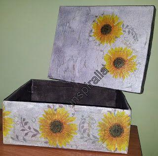 Alicja w Krainie Decoupage...: Pudełka,pudełeczka ...