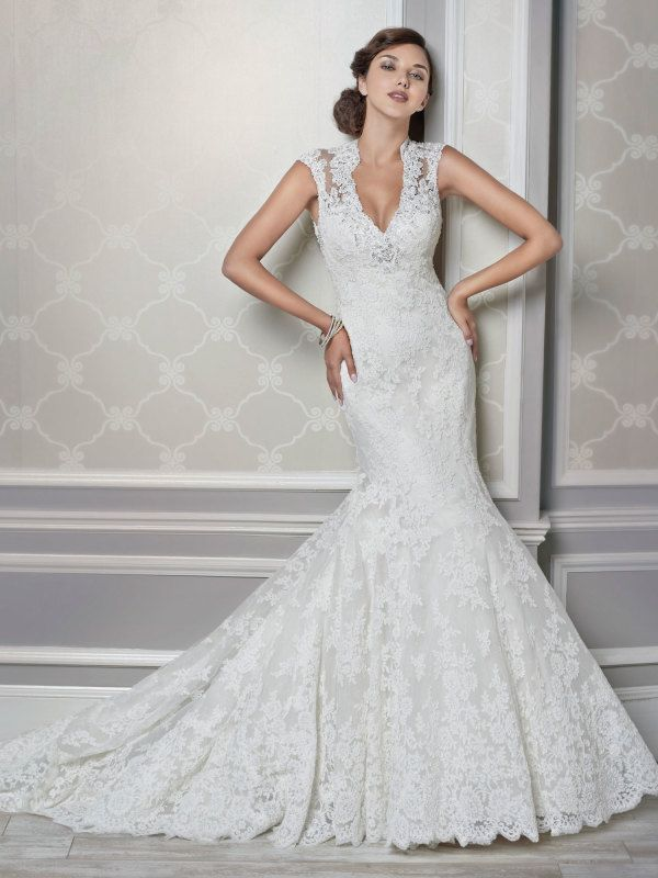 38 best Kenneth Winston wedding gowns. images on Pinterest | Short ...