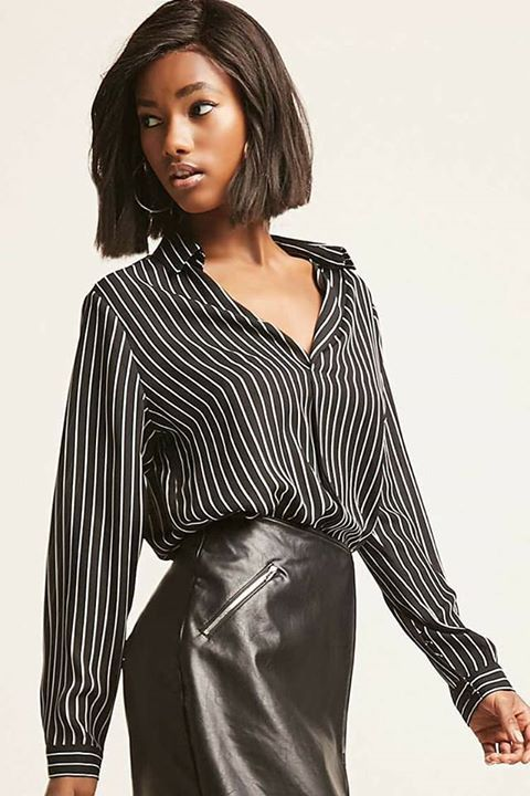 Our all new Pin Stripe V Beck top is made from premium viscose and is available for only Rs 1149. Shop now at http://www.bytes.pk/fa-tailored-tops/ fabtagsale.com