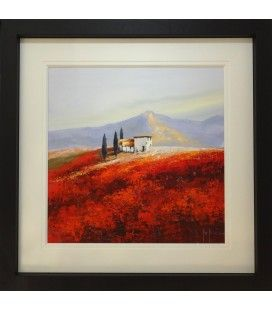 Red Provence by John Horsewell