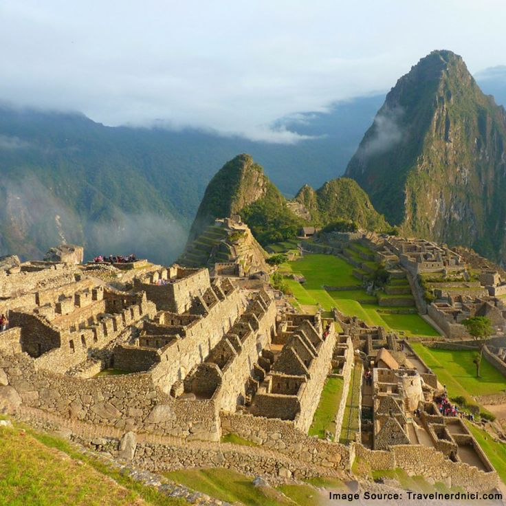 The mysterious ruins of Machu Picchu in Peru is one of the most intriguing destinations on the planet.