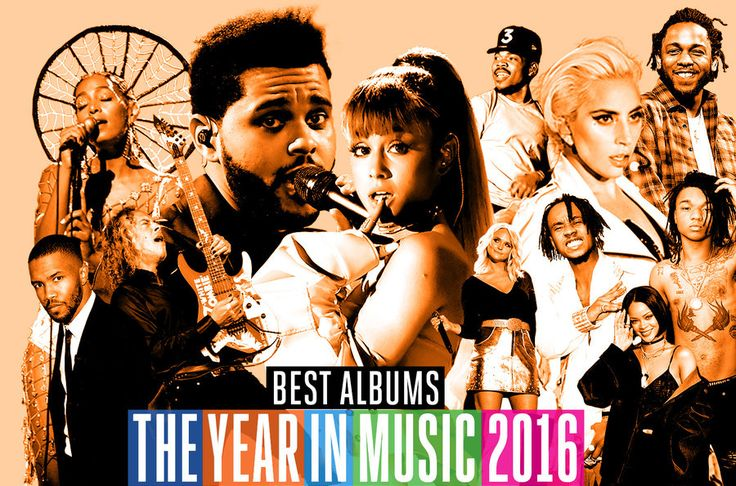 50 Best Albums of 2016: Billboard Critics' Picks