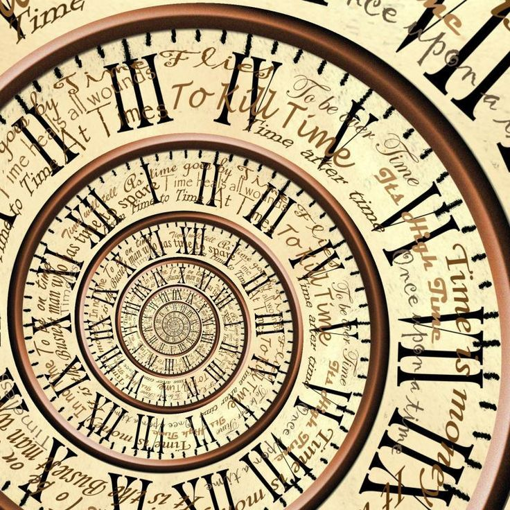 Finding The Time… | Chrysalis Creation