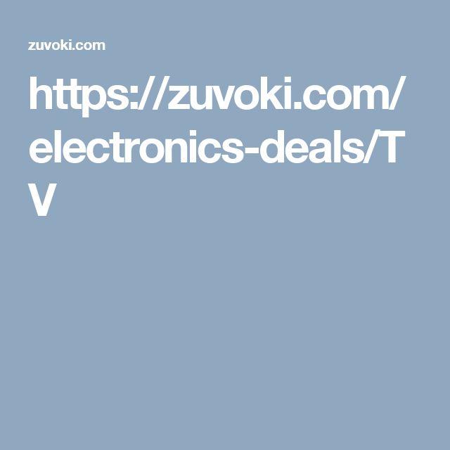 https://zuvoki.com/electronics-deals/TV