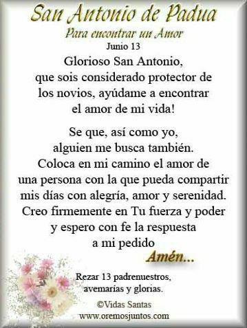 Oración para encontrar el amor