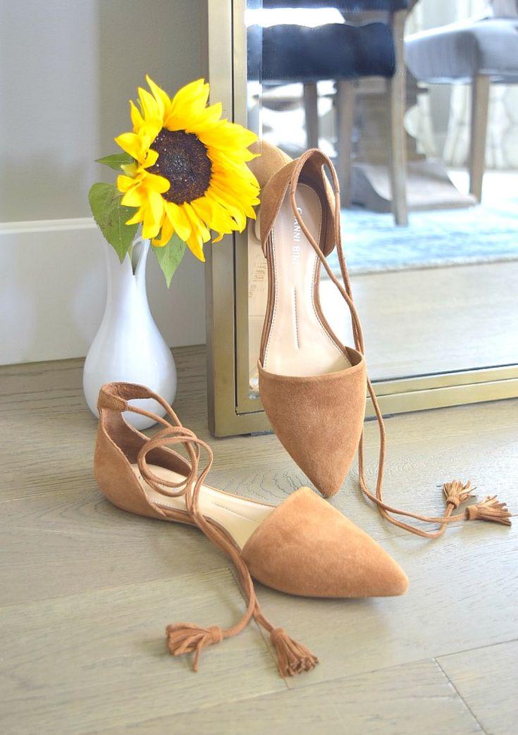 gianni-bini-ankle-lace-flats