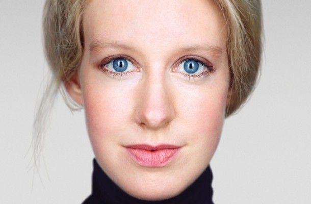 There's a New Billionaire In Town: Elizabeth Holmes Debuts on Forbes