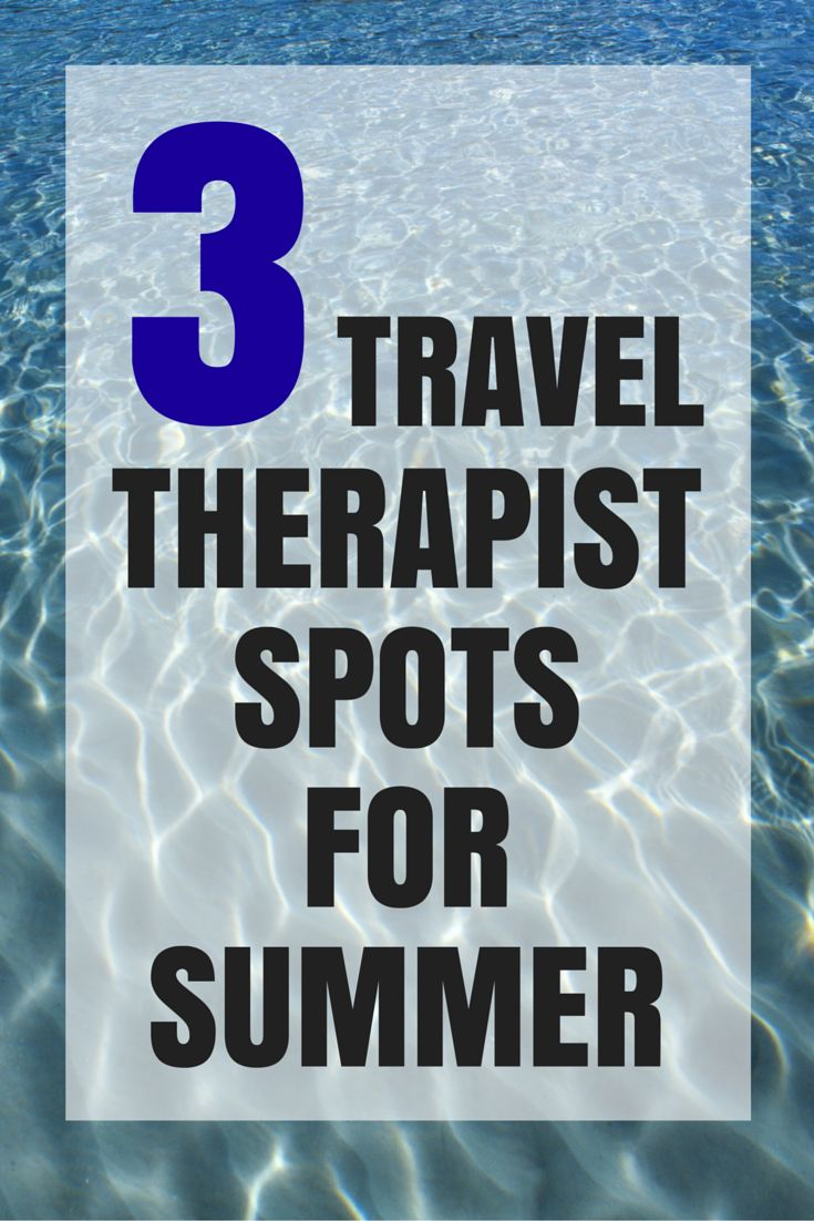 Colorado in job physical therapy - 3 Travel Therapy Locations For Summer Cariant Health Partners Travel Physical Therapy Travel