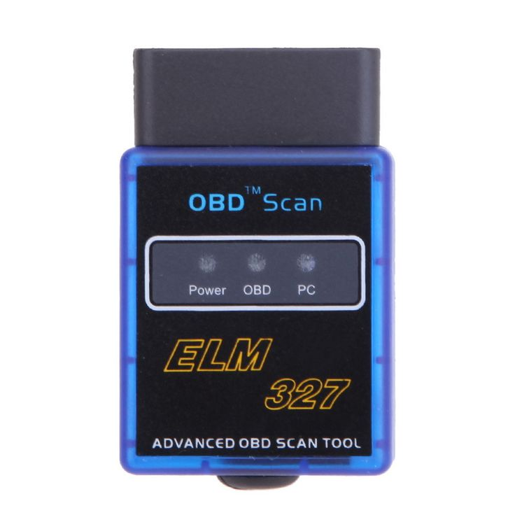 Mini ELM327 OBD2 OBDII ELM 327 Bluetooth V2.1 Diagnostic Scanner Tool For Multi Brand CAN BUS Android Symbian Windows * Click the image for detailed description