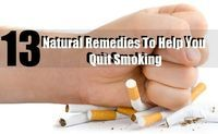 Though smoking is addictive there are natural remedies that can effectively help smokers quit. The tobacco craving is inherently linked to the body's dependence on nicotine for instant relaxation and a short lived feel-good sensation caused by an adrenaline spike. While nicotine replacement by use of nicotine chewing gum, inhaler, nasal spray etc is commonly used to sidestep the harmful effects of smoking, these alternatives merely allow individuals to turn to another form of nicotine intake…