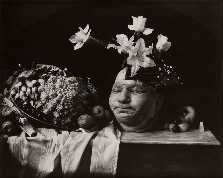 Not Your Grandma's Artist. Posted June 29, 2017 (photo: Joel-Peter Witkin, Marseile, 1992).