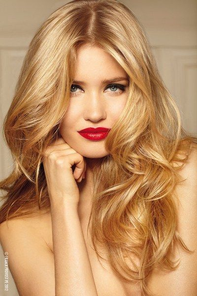 Sarı Saç Modelleri 2015