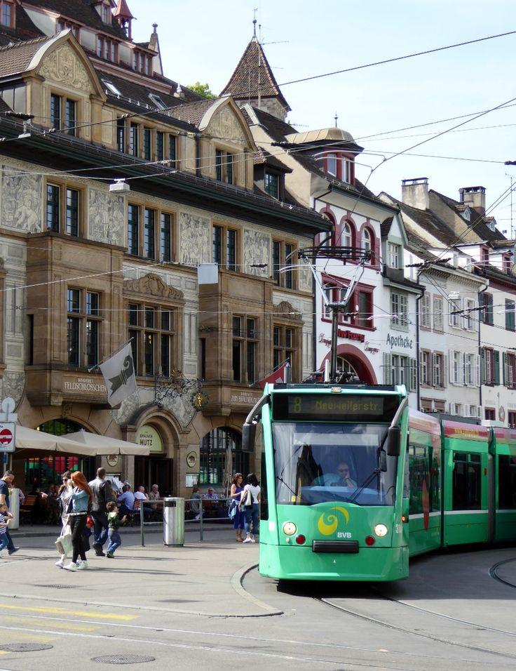 In Basel, Switzerland