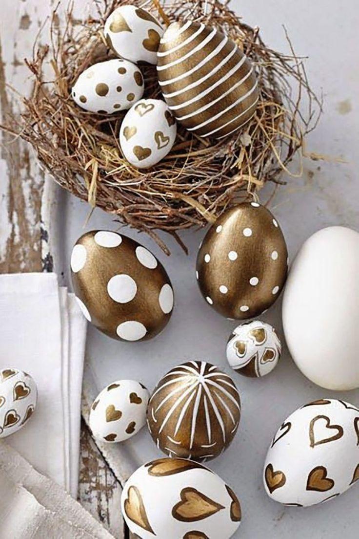 оставшуюся сотню идеи пасхальных яиц своими руками фото того, подгоревший