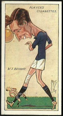 William Bryant - Clapton FC 1924