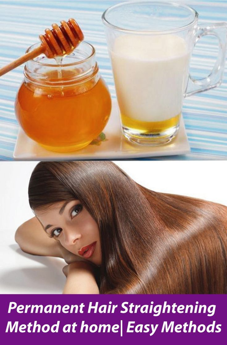 Hair care Tips For permanent hair straightening, buy