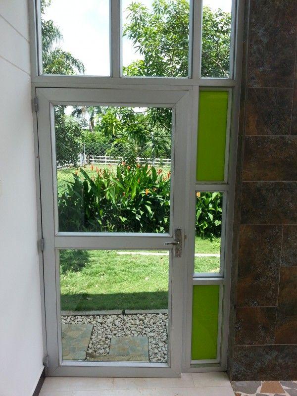 Mejores 17 im genes de ventanas en aluminio medellin en - Vidrio plastico para cuadros ...
