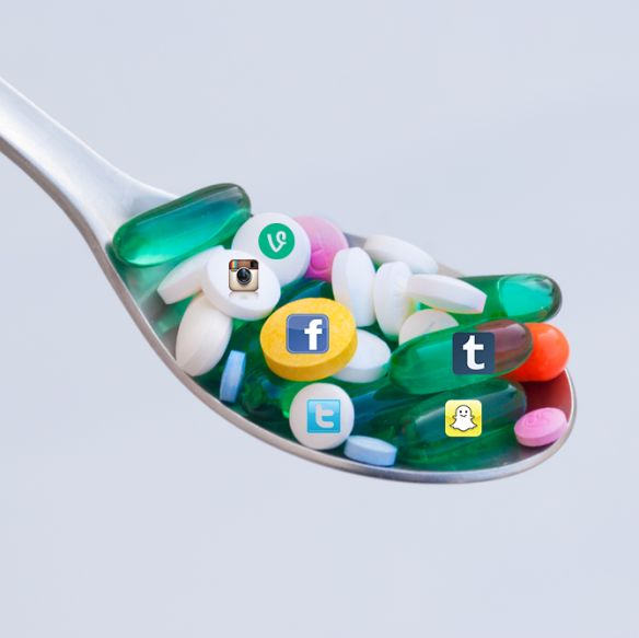 Image result for social media addiction