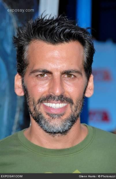Oded Fehr, perhaps better known for his role in The Mummy