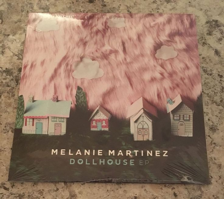 SEALED: CD Dollhouse EP - Melanie Martinez (Yes, It's a CD)  | eBay
