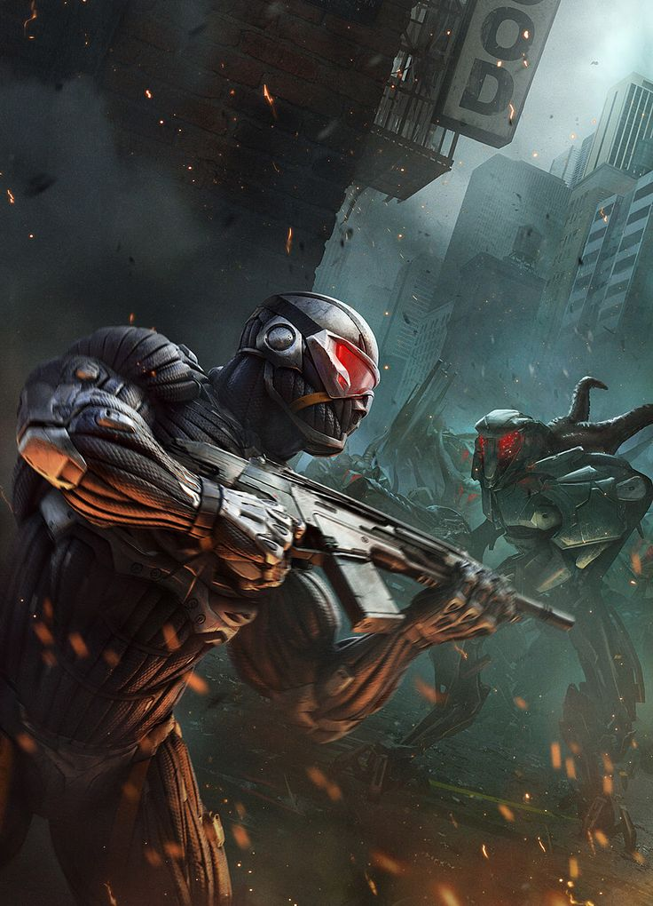 Crysis 2  Auction your comics on http://www.comicbazaar.co.uk