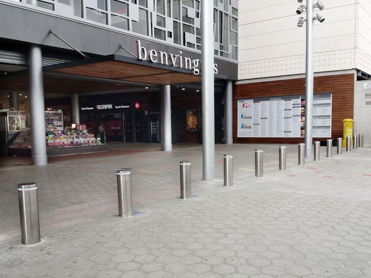 28 best ado pilonas escamoteables de acero inoxidable - Maquinista centro comercial ...