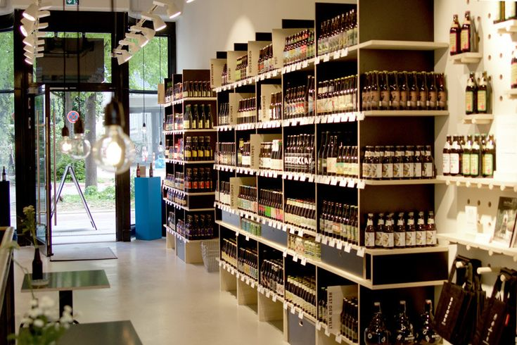 beer shop interior design - Google Search