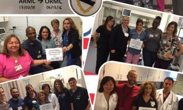 San Bernardino Nurses, Medical Staff Send Love To Orlando Hospital After Shooting