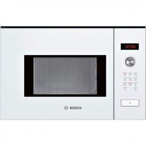 Bosch Hmt75m624 Ecel Compact Microwave Oven White Banyo Co Uk