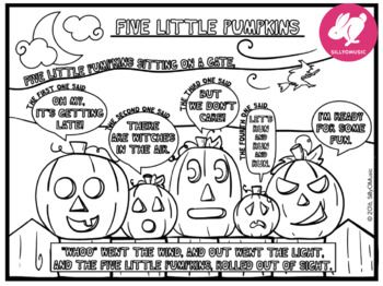 small pumpkins coloring pages - photo#34