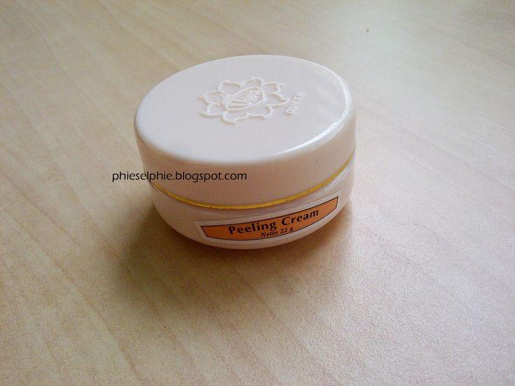 Sylvia's World: Viva Peeling Cream