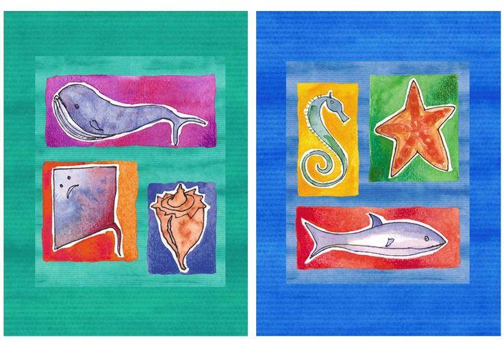 ilustraciones marinas - Buscar con Google