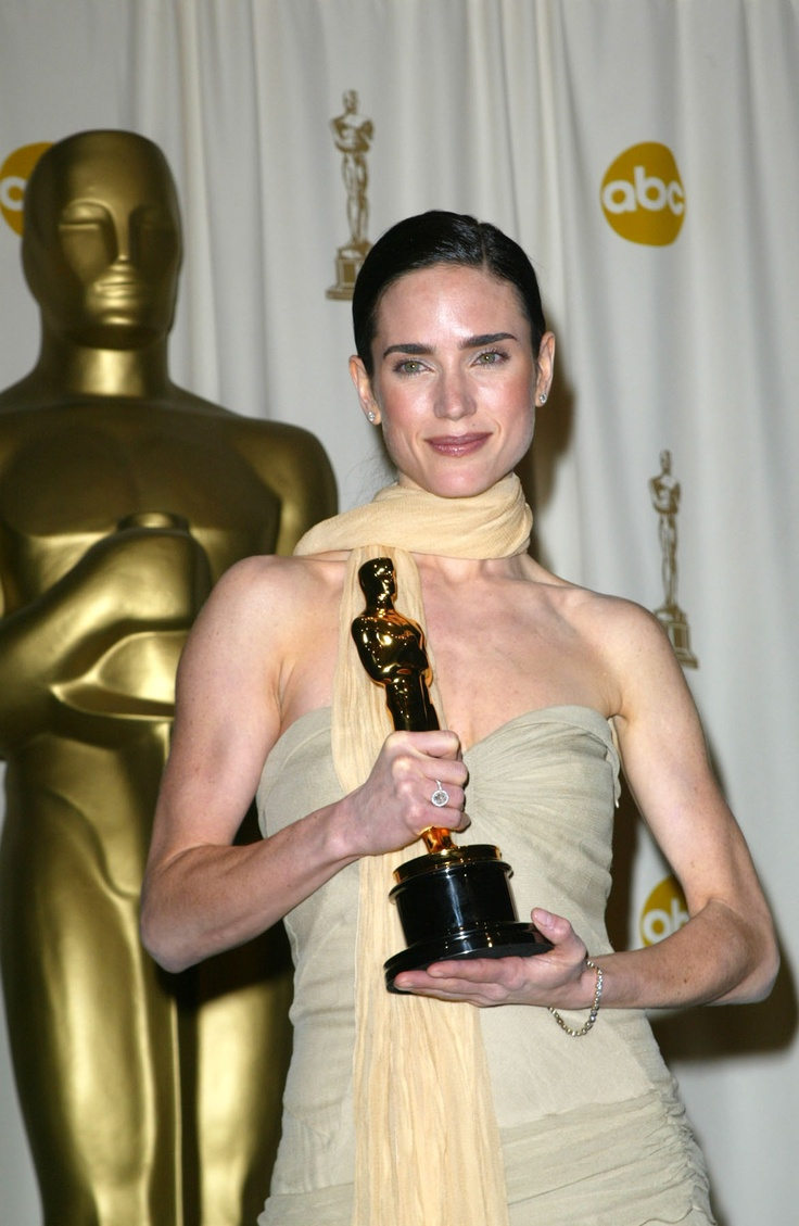 """Jennifer Connelly - Best Supporting Actress Oscar for """"A ..."""