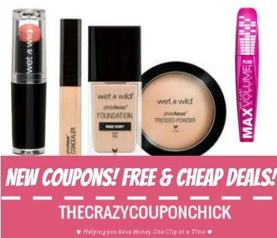 Get Ready! *HUGE* Stock Up on Wet n Wild Cosmetics at Rite Aid (8/20)