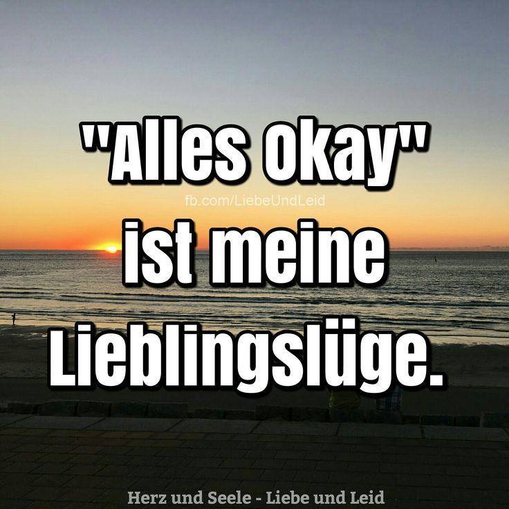 Alles okay…