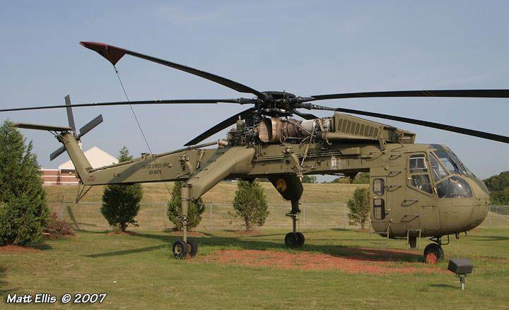 Sikorsky CH-54 Tarhe