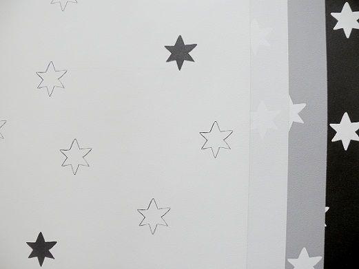 Pip Tapete Cherry Blossom : tierlantijn net Behang Stars Sterren Behang Behang Stars Kids Room