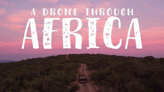 This video was shot over the course of 3years in various destinations all over Africa. It shows a unique perspective of Africa and the many wonders she holds.  Being able to have filmed this with my friends and colleagues has been a huge privilege and has made me fall in love with Africa and a deeper level!  Africa is something I think everyone should experience at least once in their life!    Drones used for this shoot was as Follows:  DJI Inspire 1 - Zenmuse X5  DJI Phantom 4  DJI Phantom…