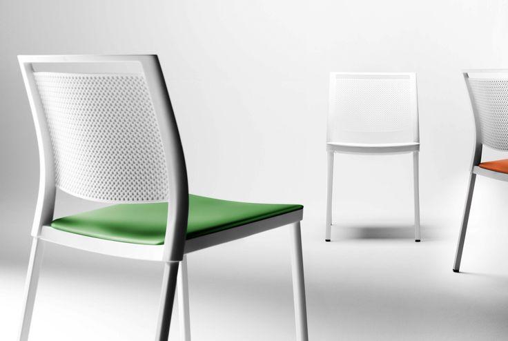 Kool  Forma 5 Kool, een stoel van PLAN@OFFICE ontworpen door Forma 5.