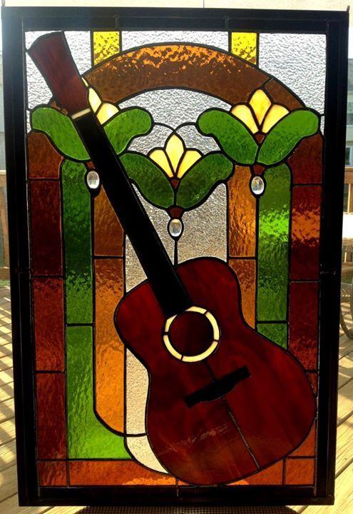 Guitar by Carol Boyette