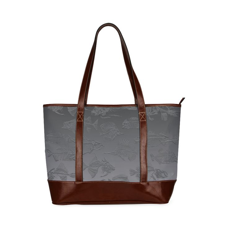 FOSSIL FISH Tote Handbag (Model 1642) Designed by Krydy $ 46.90 #ootd #outfitoftheday #lookoftheday #TagsForLikes #TFLers #fashion #fashiongram #style #love #beautiful #currentlywearing #lookbook #wiwt #whatiwore #whatiworetoday #ootdshare #outfit #clothes #wiw #mylook #fashionista #todayimwearing #instastyle #TagsForLikesApp #instafashion #outfitpost #fashionpost #todaysoutfit #fashiondiaries #cristinaguggeri #krydy