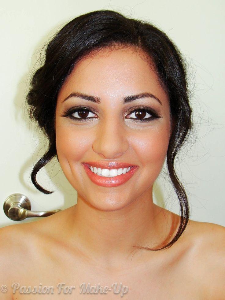 latina bridal makeup - photo#14