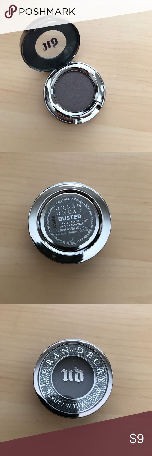 Urban Decay Eyeshadow - Busted Urban Decay Eyeshadow in Busted, from The Mother Lode 2015, brand new never used. Reasonable offers are always welcome + bundle to save! Urban Decay Makeup Eyeshadow