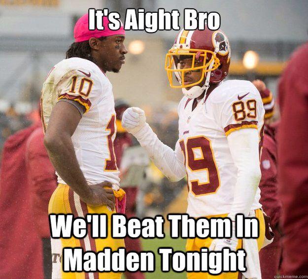 Redskins Memes