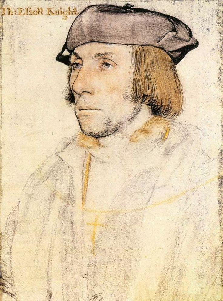 Ο σερ Τόμας Έλιοτ (1532-33)