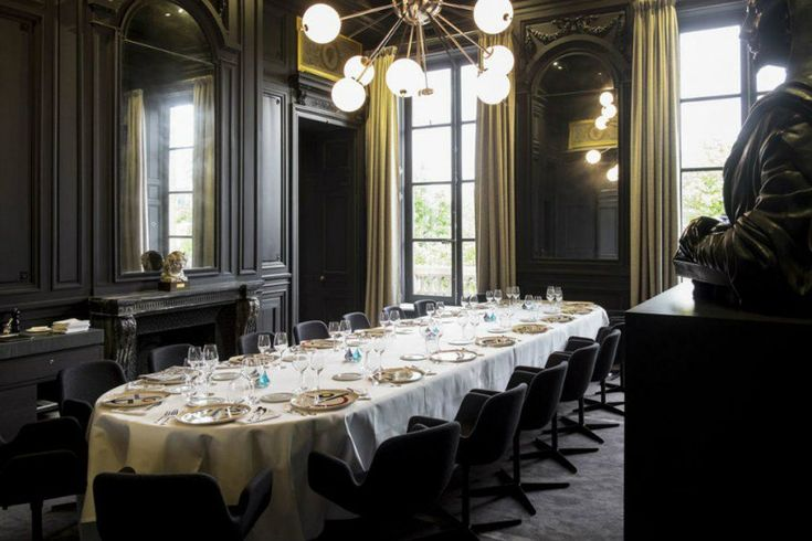Have a Bite to Eat At These Lavish Restaurants During Maison et Objet #MaisonetObjet #restaurantdesign http://mydesignagenda.com/bite-eat-lavish-restaurants-maison-objet/