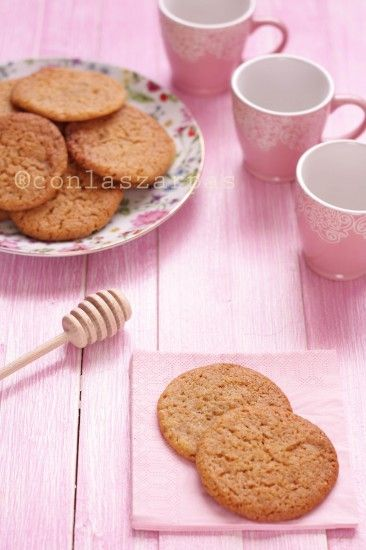 Galletas de miel: Sweet Kitchen